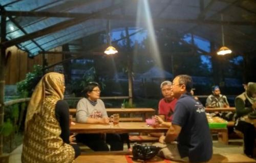 Pengunjung Merapi