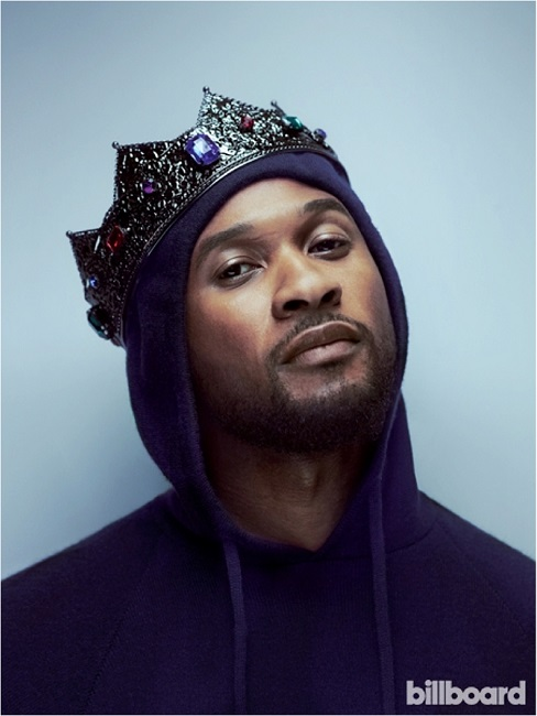 Usher. (Foto: Billboard)