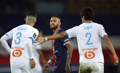 Neymar vs Alvaro Gonzalez