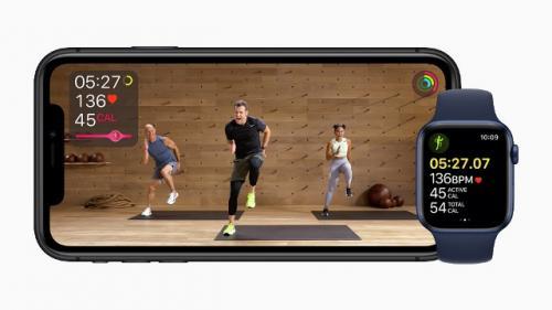 Apple Fitness+. (Foto: BGR)