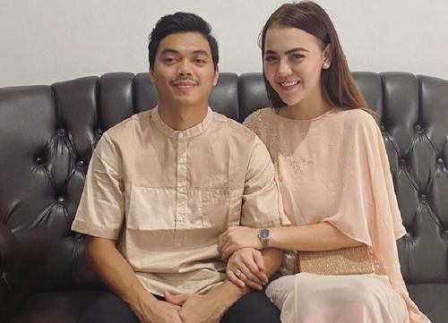 Alfath Fathier dan Ratu Rizky Nabila