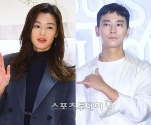 Jun Ji Hyun dan Joo Ji Hoon