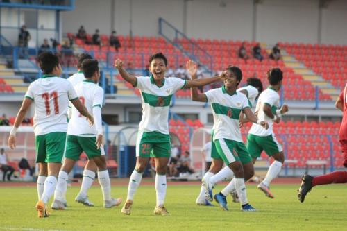 Timnas Indonesia U-19 tekuk Qatar 2-1 (Foto: PSSI)
