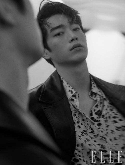 Seo Kang Joon. (Foto: ELLE)