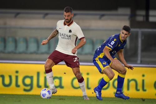 Laga Hellas Verona vs AS Roma