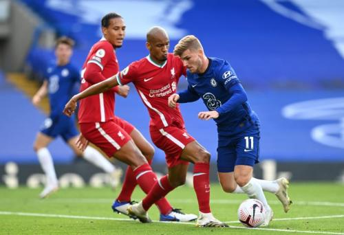 Chelsea vs Liverpool
