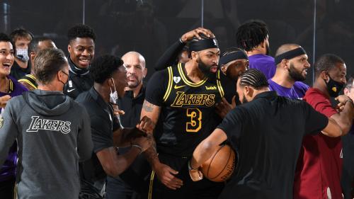 LA Lakers (Foto: Twitter/@Lakers)