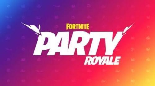 Fortnite Party Royale. (Foto: Slashgear)