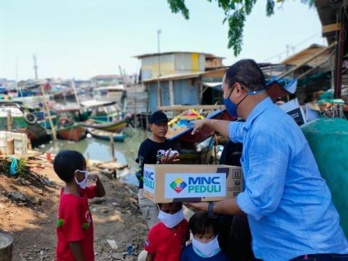 MNC Peduli salurkan bantuan untuk korban kebakaran