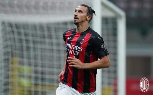 Zlatan Ibrahimovic dinyatakan positif Covid-19