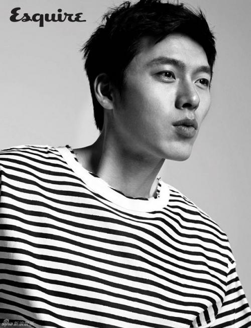 Hyun Bin. (Foto: Esquire)