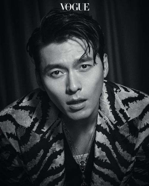 Hyun Bin. (Foto: VOGUE)