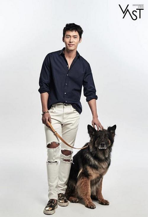 Hyun Bin. (Foto: VAST Entertainment)