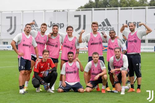 Para pemain Juventus