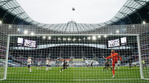 Tottenham Hotspur diimbangi Newcastle United 1-1 (Foto: Premier League)