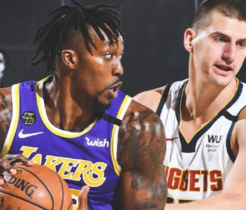 LA Lakers vs Denver Nuggets