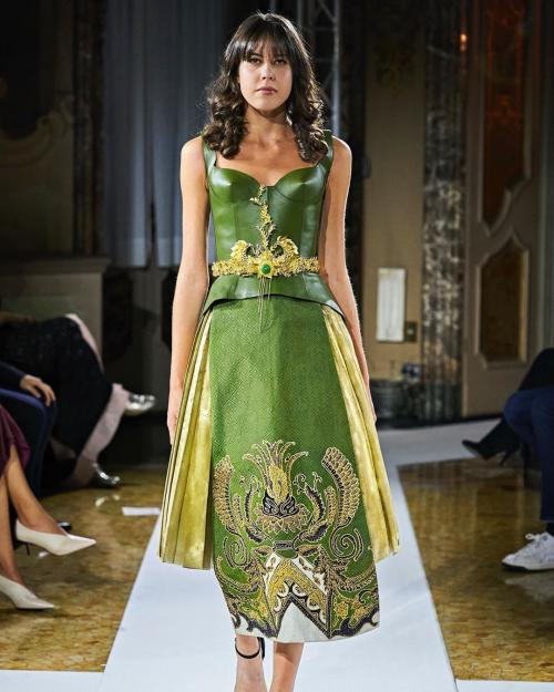 Batik Milan Fashion Week