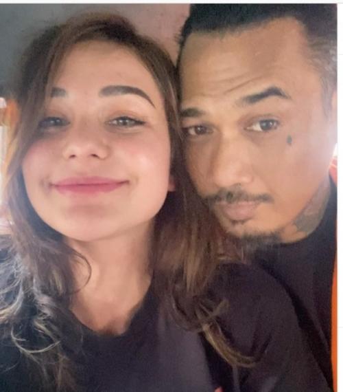 Nora Alexandra dan Jerinx SID. (Foto: Instagram/@ncdpapl)