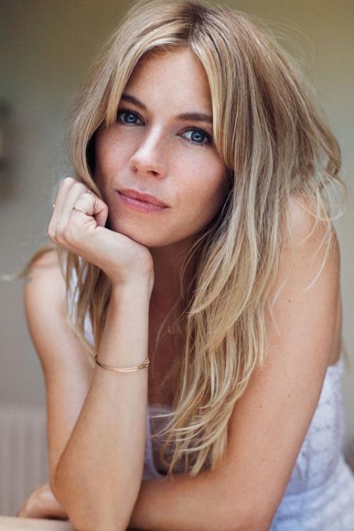 Sienna Miller. (Foto: ELLE)
