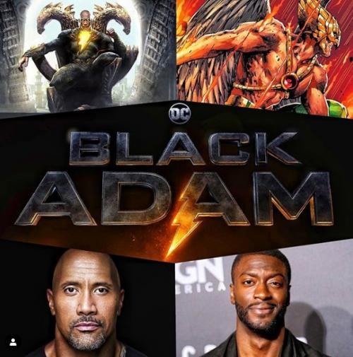 Black Adam. (Foto: DC Films)