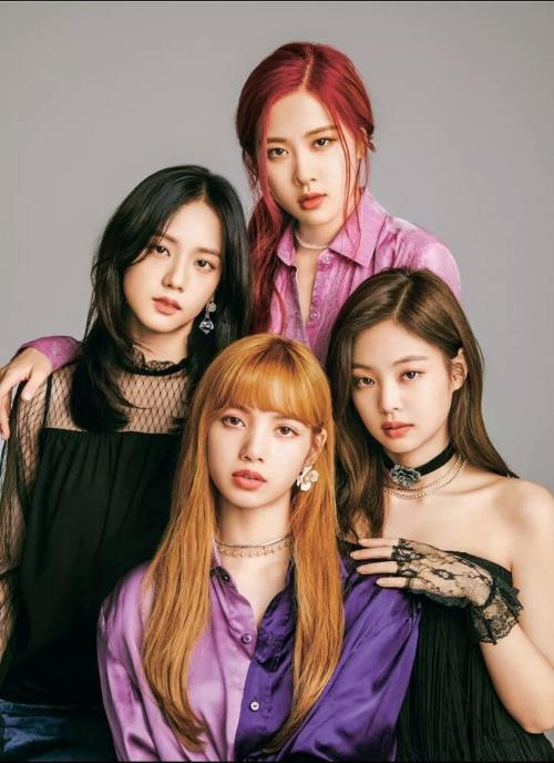 BLACKPINK. (Foto: WWD Beauty)
