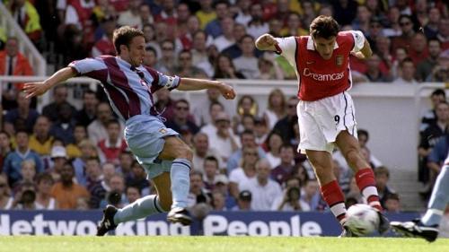 Davor Suker terhitung gagal saat membela Arsenal