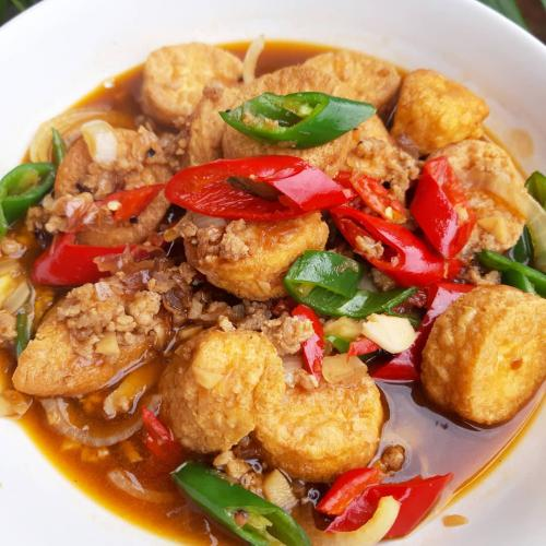Tofu Lada Hitam