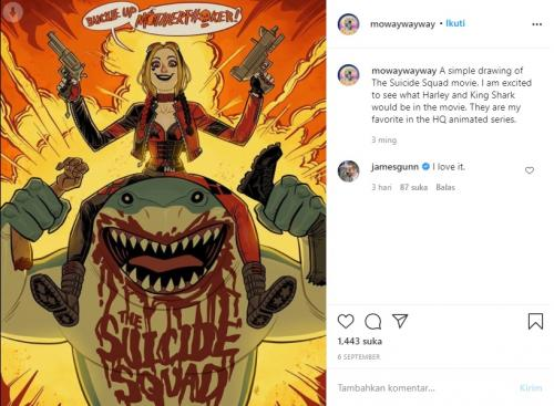 Fan Art The Suicide Squad