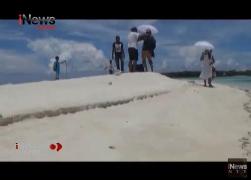 pasir timbul
