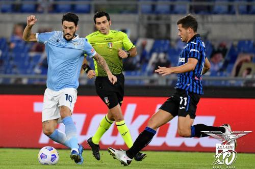 Lazio tumbang di tangan Atalanta