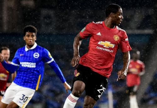 Brighton vs Man United
