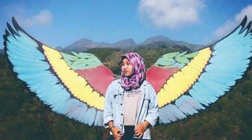 Spot ala Bidadari di Malang
