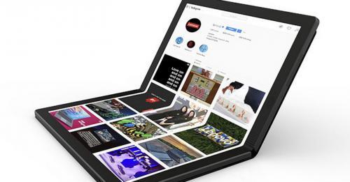 Lenovo Thinkpad X1 Fold. (Foto: Hexus)
