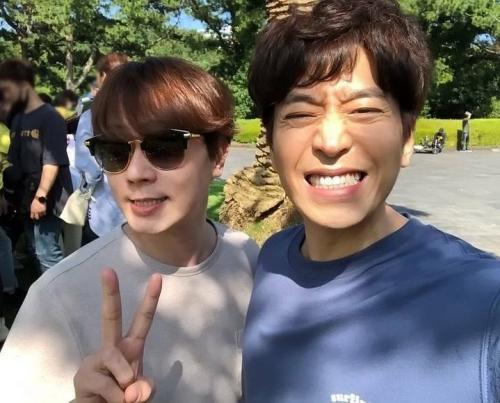 Andy dan Eric Shinhwa