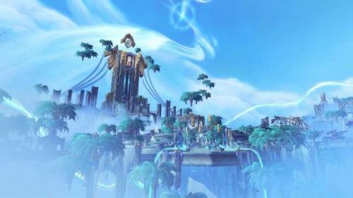 Game World of Warcraft: Shadowlands. (Foto: Slashgear)