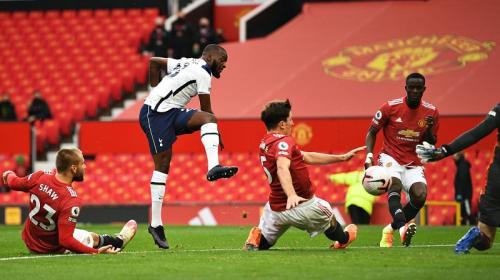 Man United vs Tottenham Hotspur