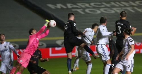 Man City akan menghadapi Leeds United jelang leg kedua (Foto: Reuters)