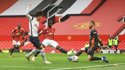 Lini belakang Man United rentan ditembus (Foto: Premier League)