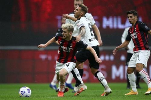 Milan vs Spezia