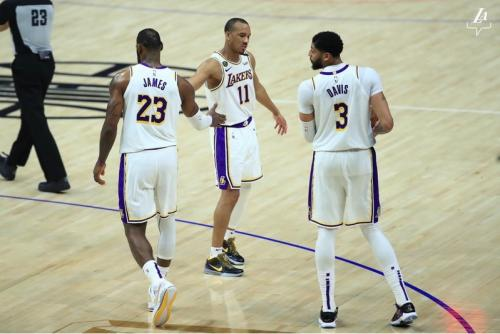 LA Lakers vs Miami Heat