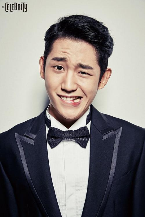 Jung Hae In. (Foto: The Celebrity)