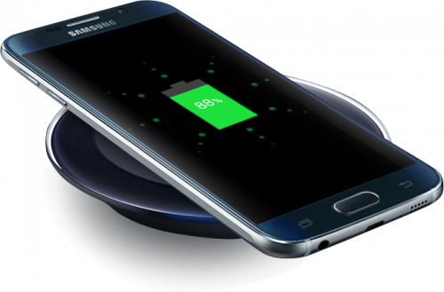Wireless charger. (Foto: Samsung)