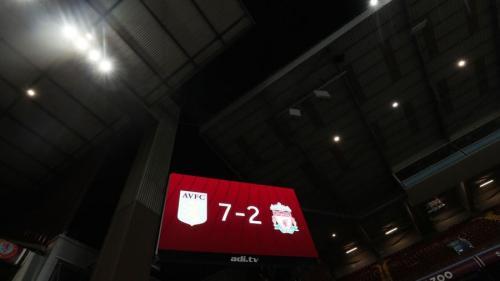 Liverpool baru menelan kekalahan memalukan 2-7 (Foto: Premier League)