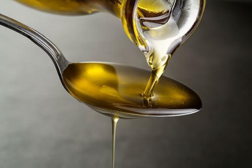 Ilustrasi minyak.