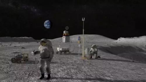 NASA Ungkap 8 Negara Tandatangani Kesepakatan Eksplorasi Bulan