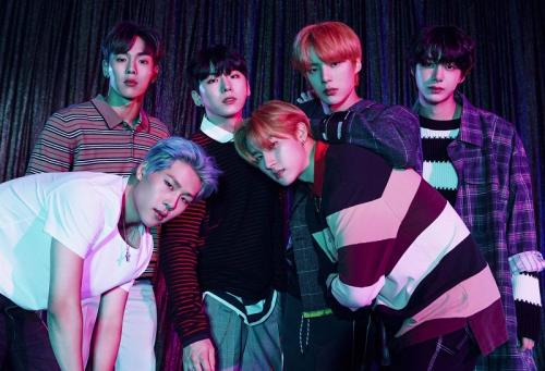 MONSTA X. (Foto: Starship Entertainment)