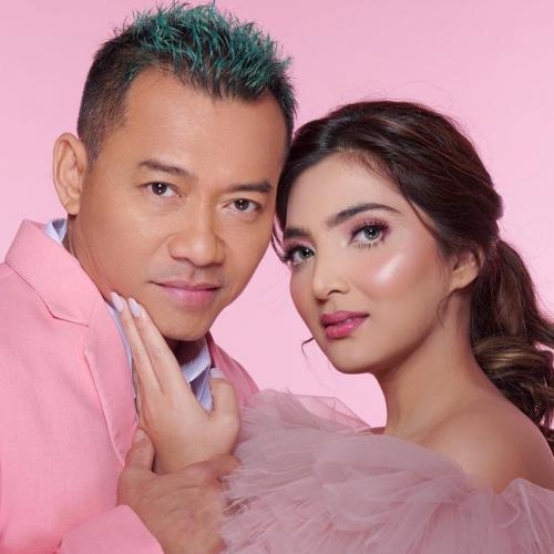 Anang Hermansyah dan Ashyanti