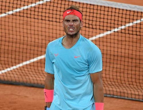 Rafael Nadal (Foto: Twitter/@RolandGarros)