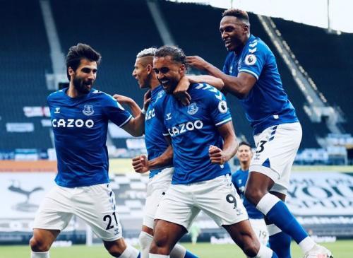 Para pemain Everton