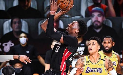 LA Lakers vs Miami Heat